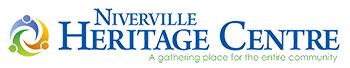 Niverville Heritage Centre Logo